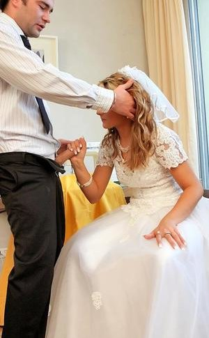 XXX Bride Pictures